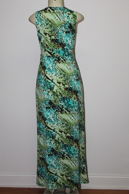 Green Maxi Dress by Kate & Mallory