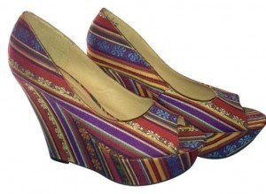 Candie's Multi Wedges