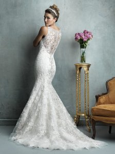 Allure Bridals C322 Wedding Dress