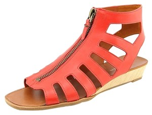 Via Spiga Park Gladiator Red Sandals