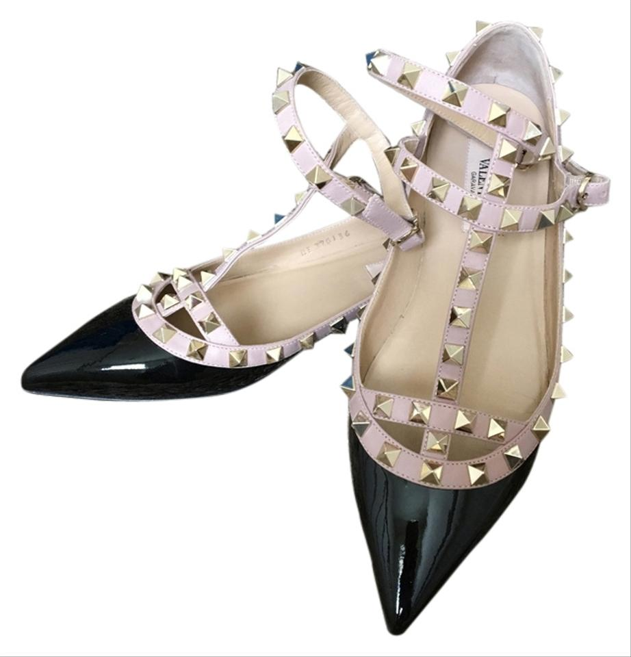 pump rock valentino in toe shoes style stud vows bridal rockstud pointy