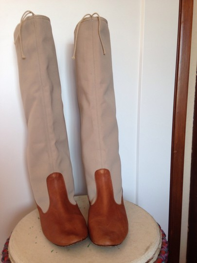 Repetto Tan and brown Boots