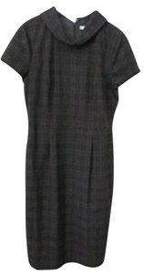 Liz Claiborne Cowl Neck Belt Dress