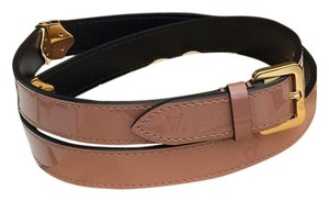 Louis Vuitton 10% Off With Code Luxe60 Patent Trinity Vernis Belt