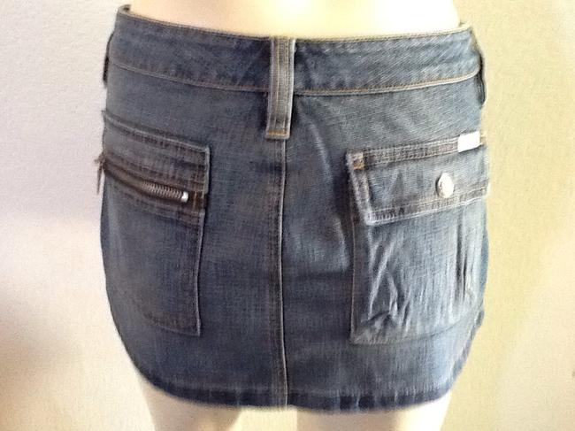 Guess Skirt Zipper Pockets