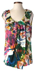 Walter by Walter Baker Nwt Silk Top