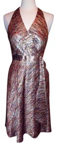 Kay Unger Halter Size 6 Dress