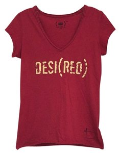 Gap T Shirt Red