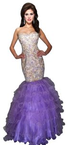 Mac Duggal Couture Corset Dress