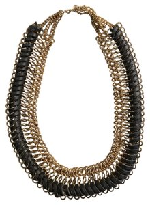 Evereve Faux Leather Necklace