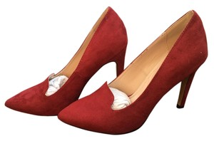 New York & Company Scarlet Pumps