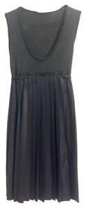 Stella McCartney short dress Gray & Black on Tradesy