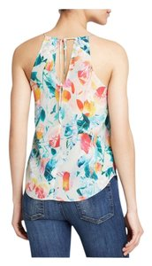 Lulu Townsend Top Multi floral