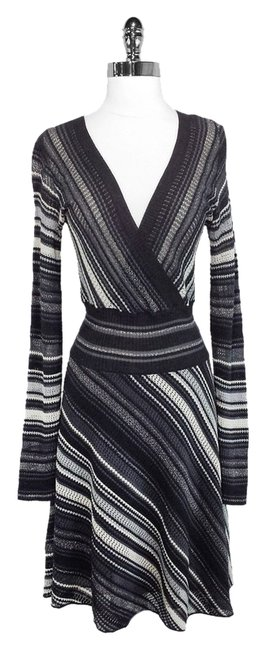 Preload https://img-static.tradesy.com/item/1389849/m-missoni-greyblack-metallic-striped-sweater-knee-length-short-casual-dress-size-6-s-0-0-650-650.jpg