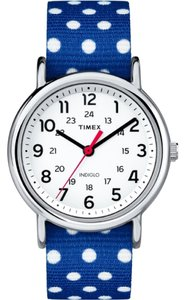 Timex Timex TW2P66000 Weekender Women's Silver Analog Watch