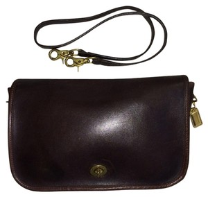 Coach Leather Handbags Shoulder Bag