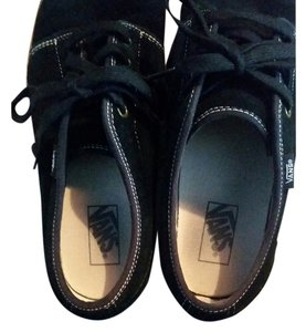 Vans mens black Athletic