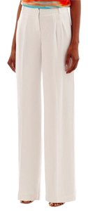 Worthington Wide Leg Pants WHITE