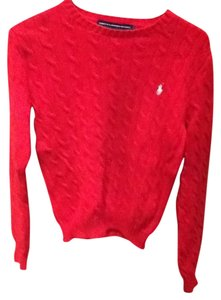 Ralph Lauren Cable Warm Comfortable Long Sleeve Sweater
