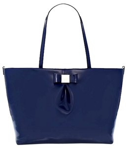 Kate Spade Tote Blue Diaper Bag