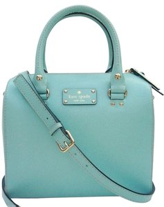 Kate Spade Satchel in Fresh Air (Robins Egg Blue)