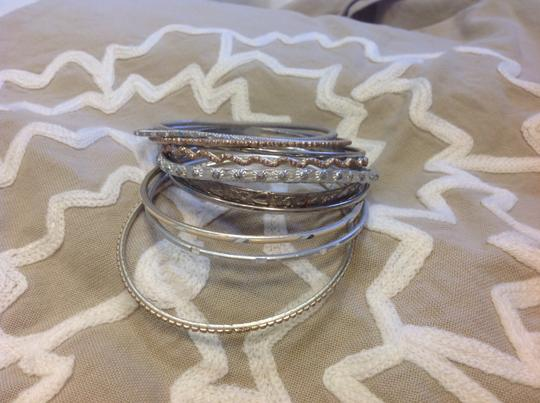 Other Whimsical Silver Bangles