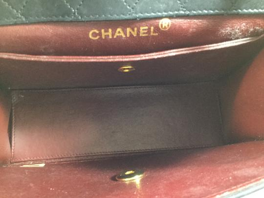 Chanel Classic Lambskin Crossbody Shoulder Bag