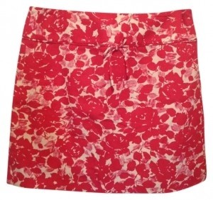 J.Crew Skirt pink , white and fusia