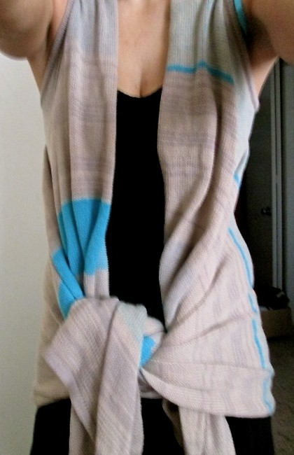 Love Stitch Flowy Sleeveless Casual Comfortable Cardigan