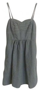 Mossimo Supply Co. short dress Denim Sundress Adjustable Strap on Tradesy