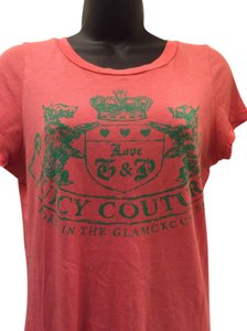 Juicy Couture T Shirt Pink juicy tee