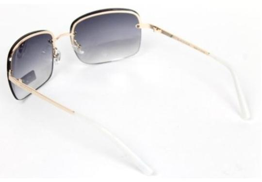 Tommy Hilfiger NEW TOMMY HILFIGER Women JACKIE Square SUNGLASSES Rose Gold/White WM OL66