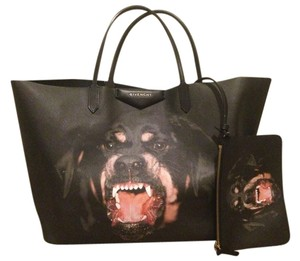 aed2cd0af6 Added to Shopping Bag. Givenchy Tote in Black Multi. Givenchy Antigona  Large Rottweiler ...