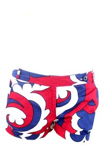 Totem Mini/Short Shorts Red, White & Blue