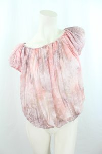 Samanta Treacy Top Pink