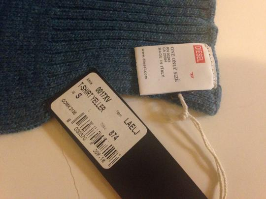 Diesel New with tag Diesel blue scarf made in italy