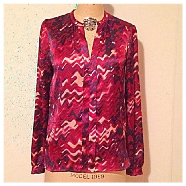 Kenneth Cole Top Red
