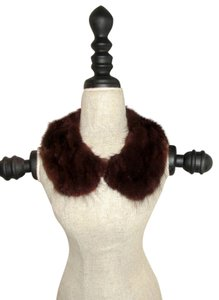 Fur Collar Vintage Sweater