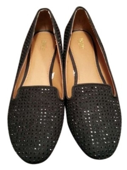Preload https://img-static.tradesy.com/item/139196/mossimo-supply-co-black-studded-loafers-flats-size-us-75-0-0-540-540.jpg