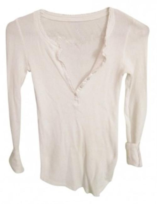 Preload https://item2.tradesy.com/images/aerie-white-button-down-top-size-2-xs-139221-0-0.jpg?width=400&height=650