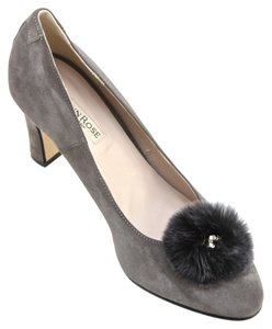 Taryn Rose Taupe Pumps