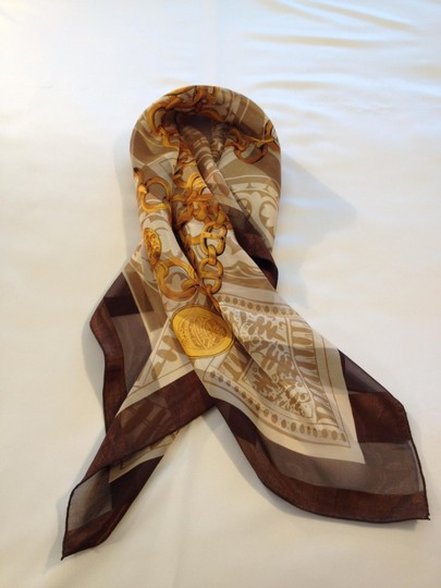 Other Golden Chains Scarf - [ Roxanne Anjou Closet ]