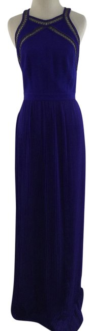 Preload https://item1.tradesy.com/images/rebecca-taylor-violet-beaded-ladders-pleated-long-formal-dress-size-2-xs-1392370-0-3.jpg?width=400&height=650