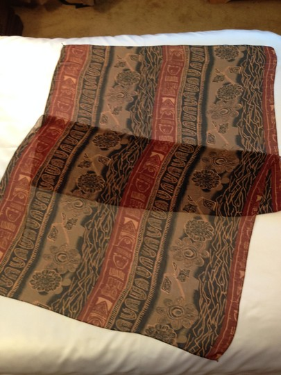 Other Tribal Textile Wrap/Scarf/Pareo - [ Roxanne Anjou Closet ]