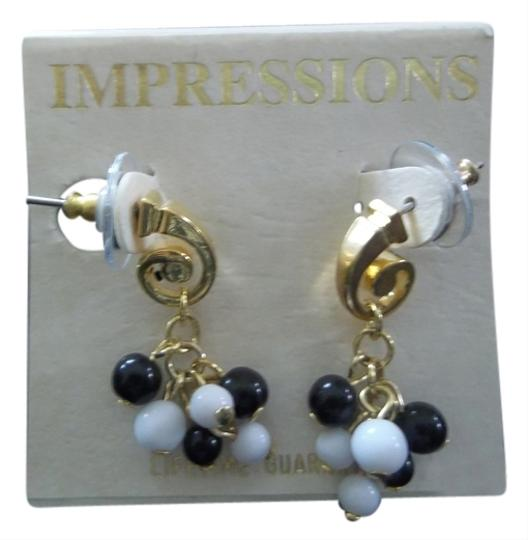 Impression Bridal Impressions, Black and White w/Gold