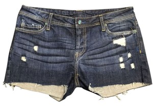 Genetic Denim Cut Off Shorts