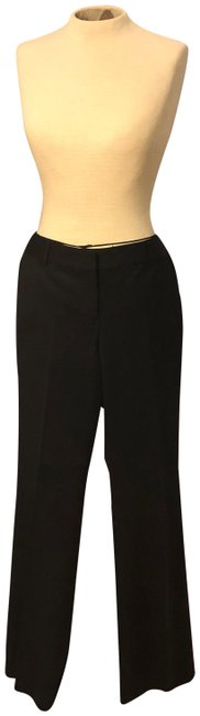 Theory Perfect Classic For Suit Perfect Boot Cut Pants Black