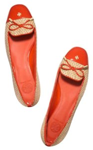 Tory Burch Tory Orange Flats