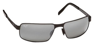 Maui Jim Maui Jim H187-01M Castaway Color Matte Black Polarized