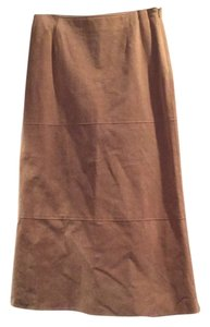 Etcetera Maxi Skirt Tan